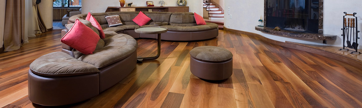 Synteko Wood Floor Finish Selector - How to treat wooden floors