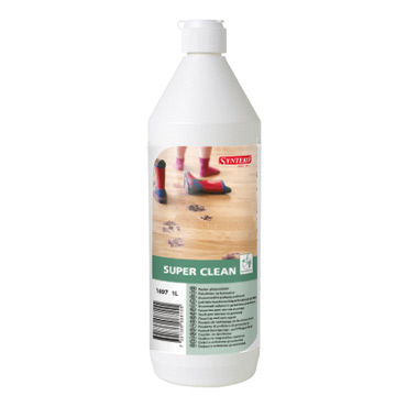 Synteko Super Clean Wood Floor Cleaner